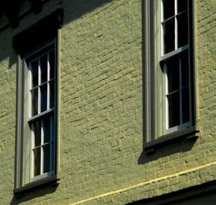 Single sash windows
