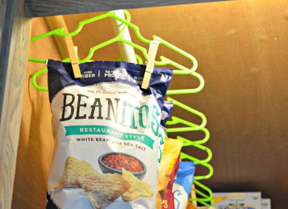 Pantry organizers   hangers