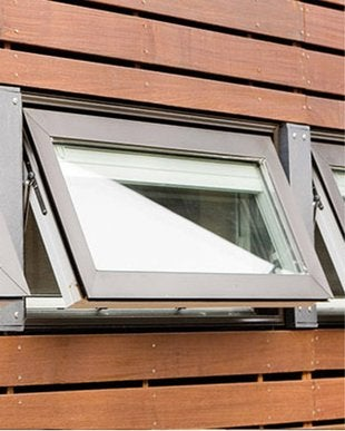 Awning-window