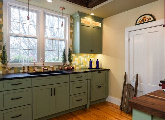 Beige And Green Kitchen Fall Paint Colors 9 Top Picks