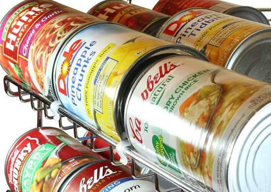 Canned Food Organizer