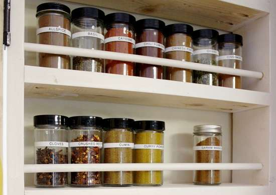 In_door_pantry_spice_storage