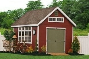 Sheds unlimited