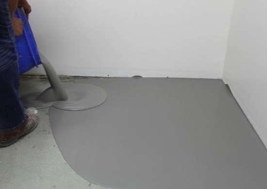 Concrete leveler