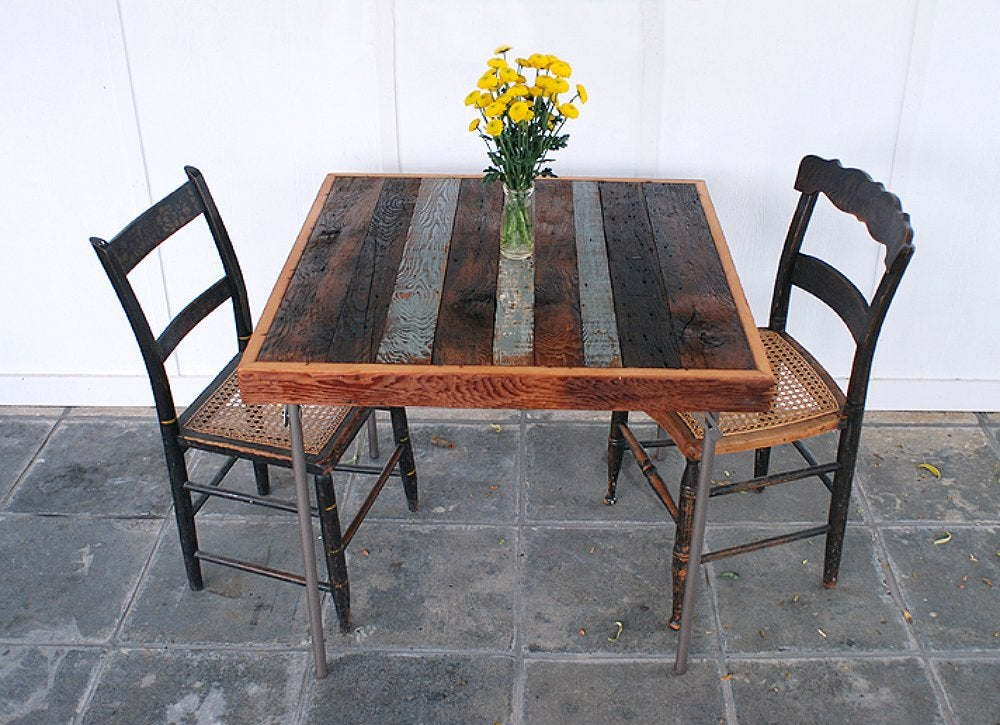 Kitchen table card table