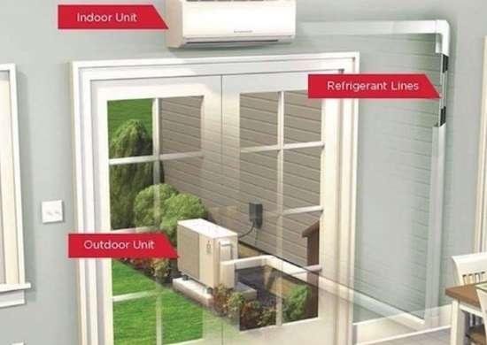 Ductless-mini-split-diagram