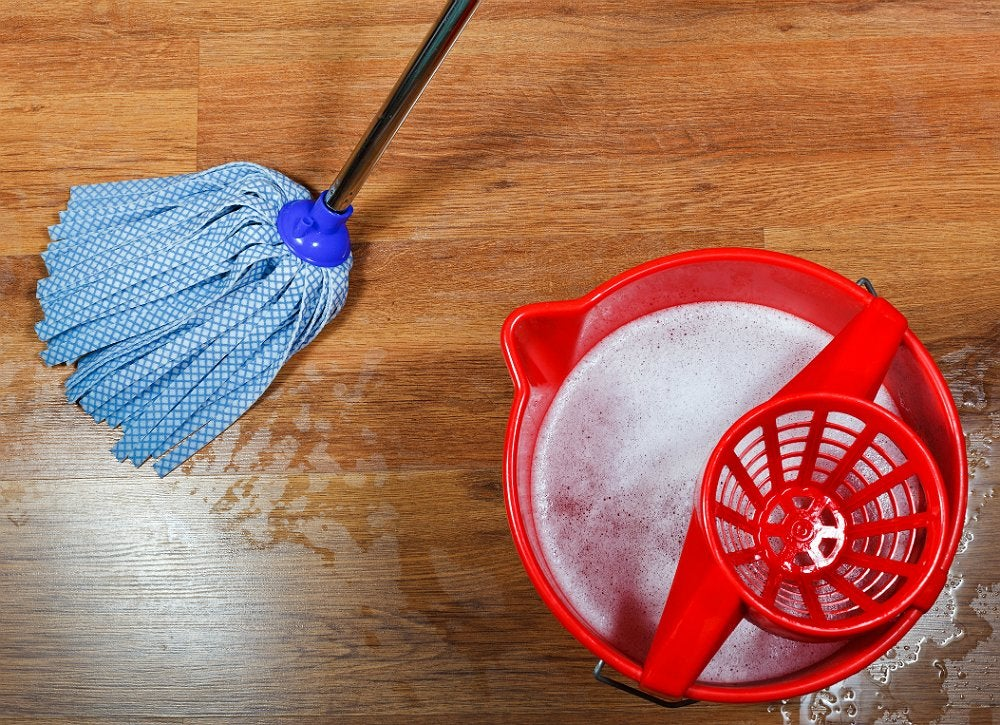 Cleaning myths 4