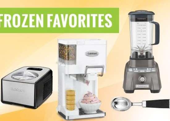 Frozen Favorites
