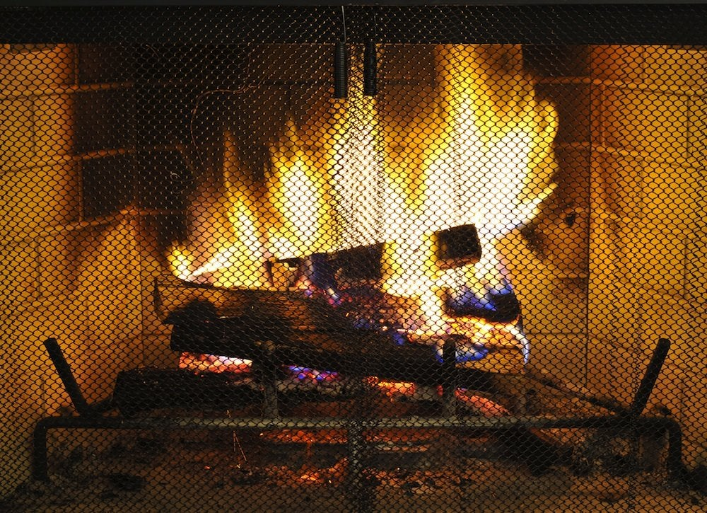Fireplace maintenance