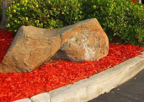 Mulch Garden Beds