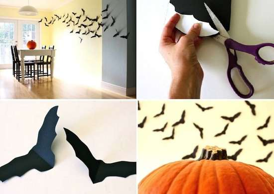 homemade halloween decorations 13 easy ideas bob vila 15103 | diy halloween bats 1475727003