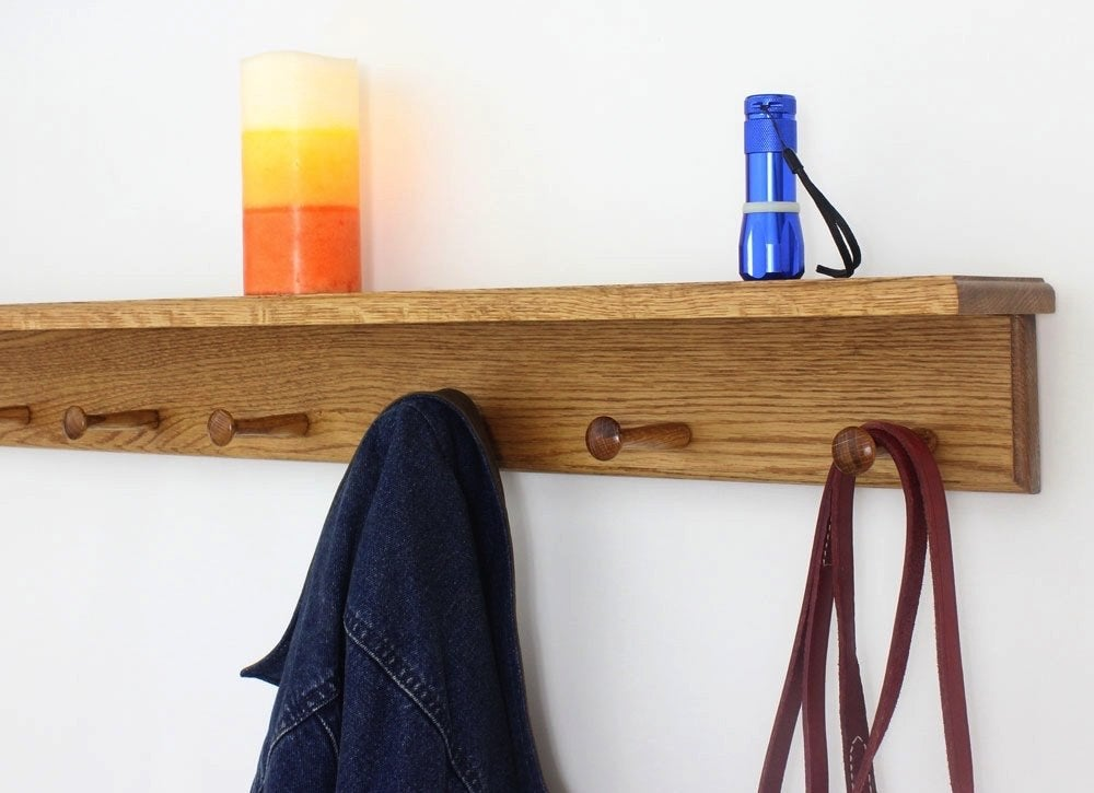 Organizing your home 9 secret weapons bob vila for Peg rail ikea