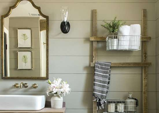 9 Ways To Design Yours: Half Bathroom Ideas
