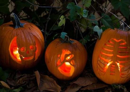Scary Pumpkin Ideas