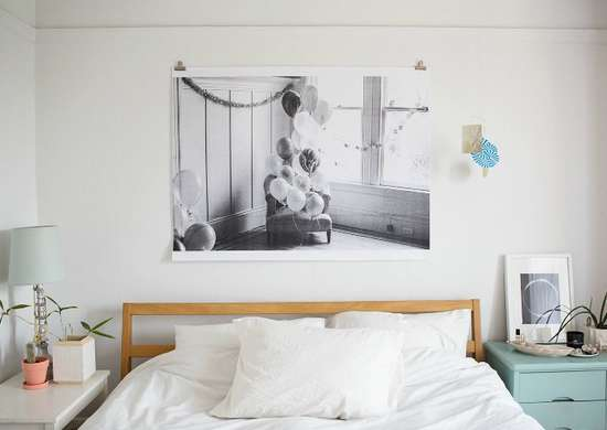 Engineer print wall art