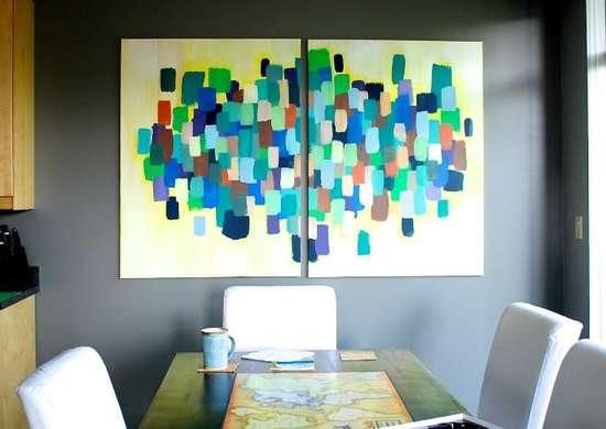 Diy Wall Art 10 Options Under 20 Bob Vila