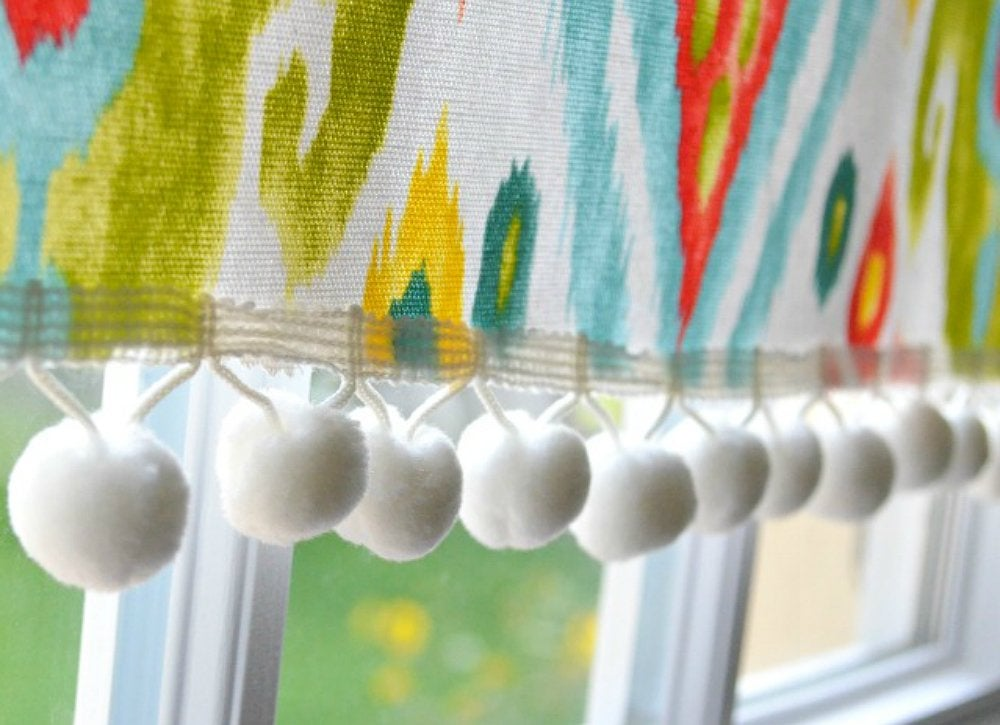 Lazy diy curtains