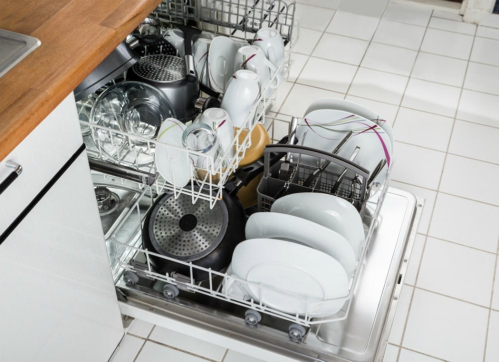 Ruining appliances dishwasher