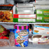 Overfilling the Freezer