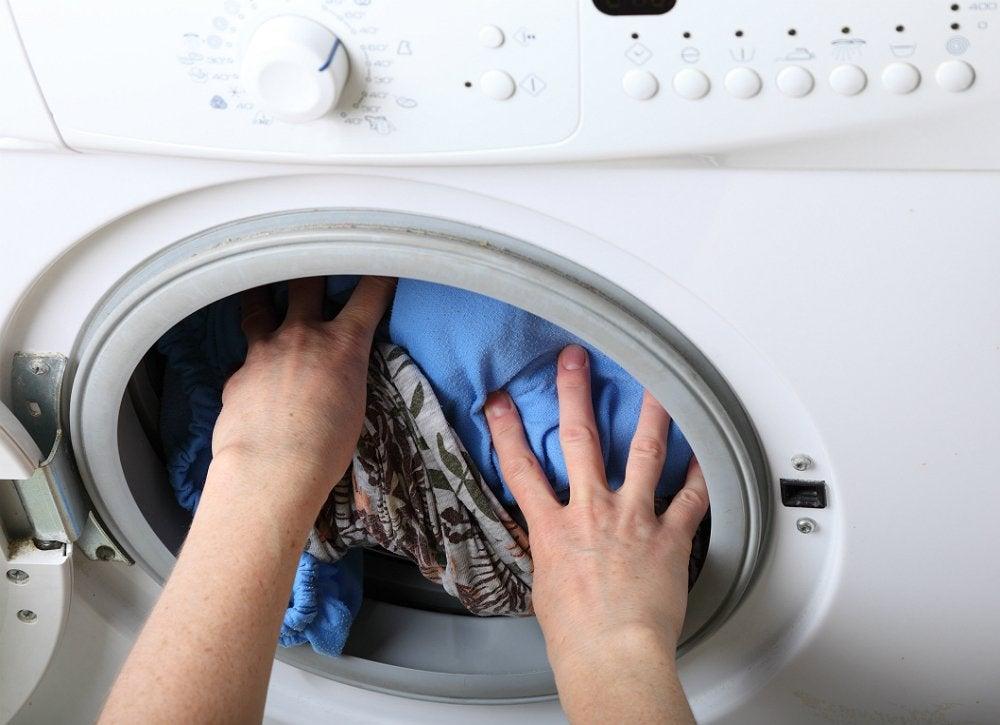Ruining appliances washer