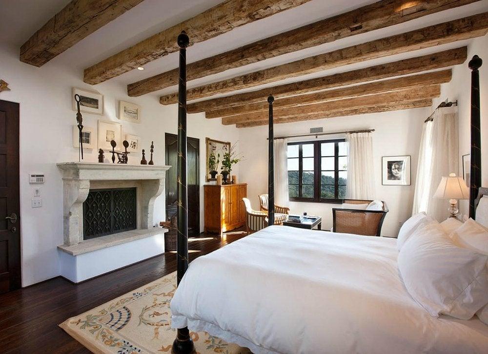 Renovations master bedroom