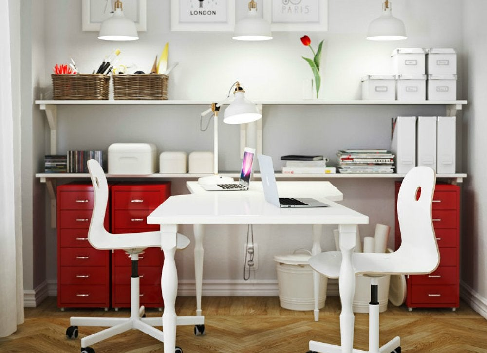 Renovations home office