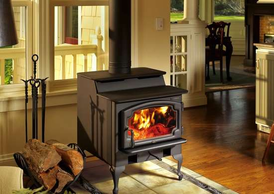 Lopi_endeavor_wood_stove