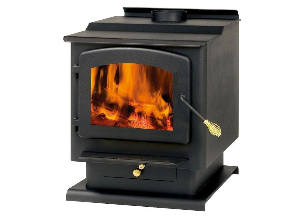 Englander Model #30-NCH 2,400-square-foot Wood-Burning Stove