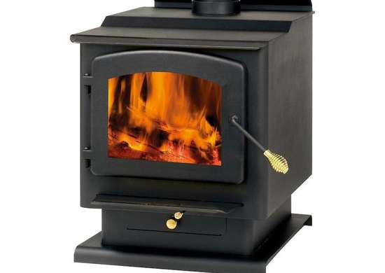 Englander Model #30-NCH 2,400-square-foot Wood-Burning Stove