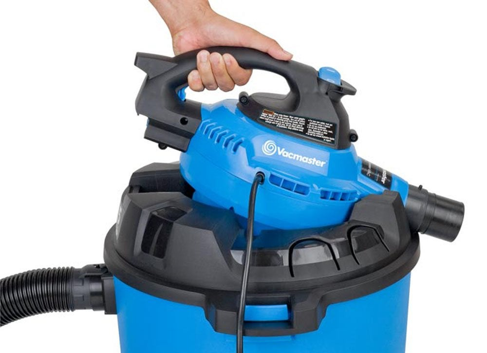 Unclog plumber wet dry vac