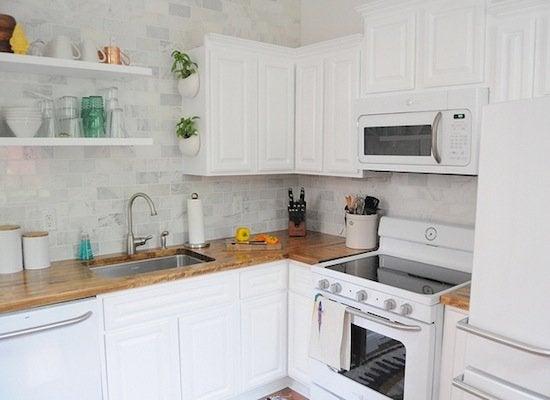 Gohausgo kitchen after