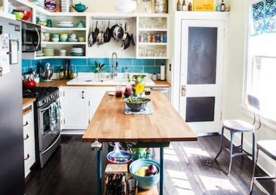 10 Total Kitchen Makeoversu2014and What They Cost