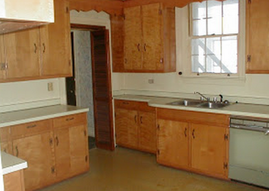 My old country house kitchen before