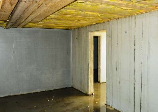 Basement Installation
