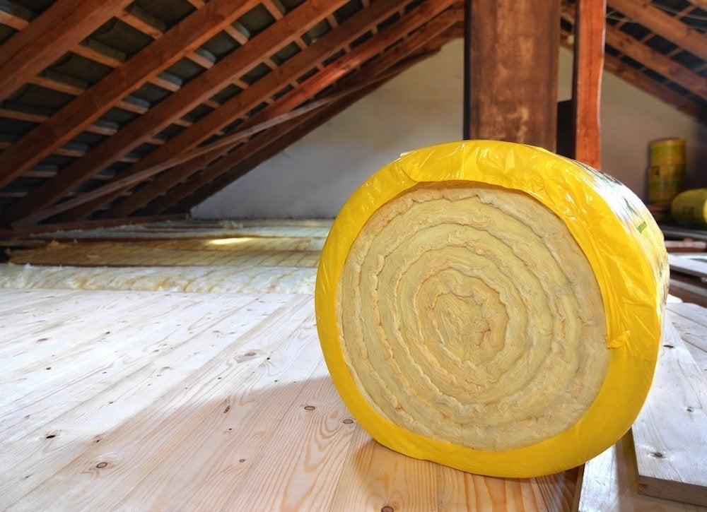 Insulating attic