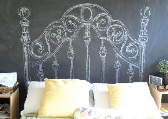 Diy-chalkboard-headboard-1