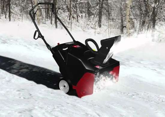 Craftsman 24-inch 208cc Dual-Stage Snow Blower