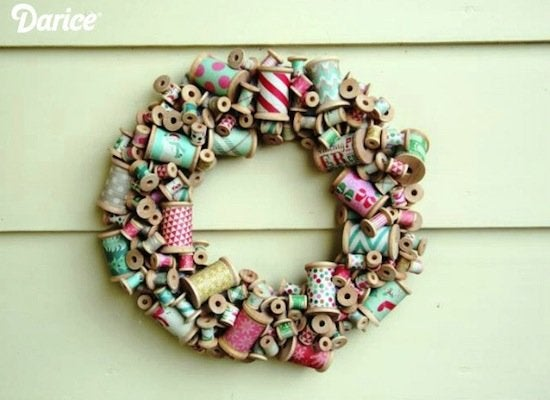 Spool_wreath