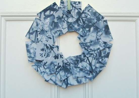 Photograph Wreath