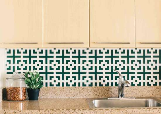 Stupendous Inexpensive Backsplash Ideas 12 Budget Friendly Tile Home Interior And Landscaping Spoatsignezvosmurscom