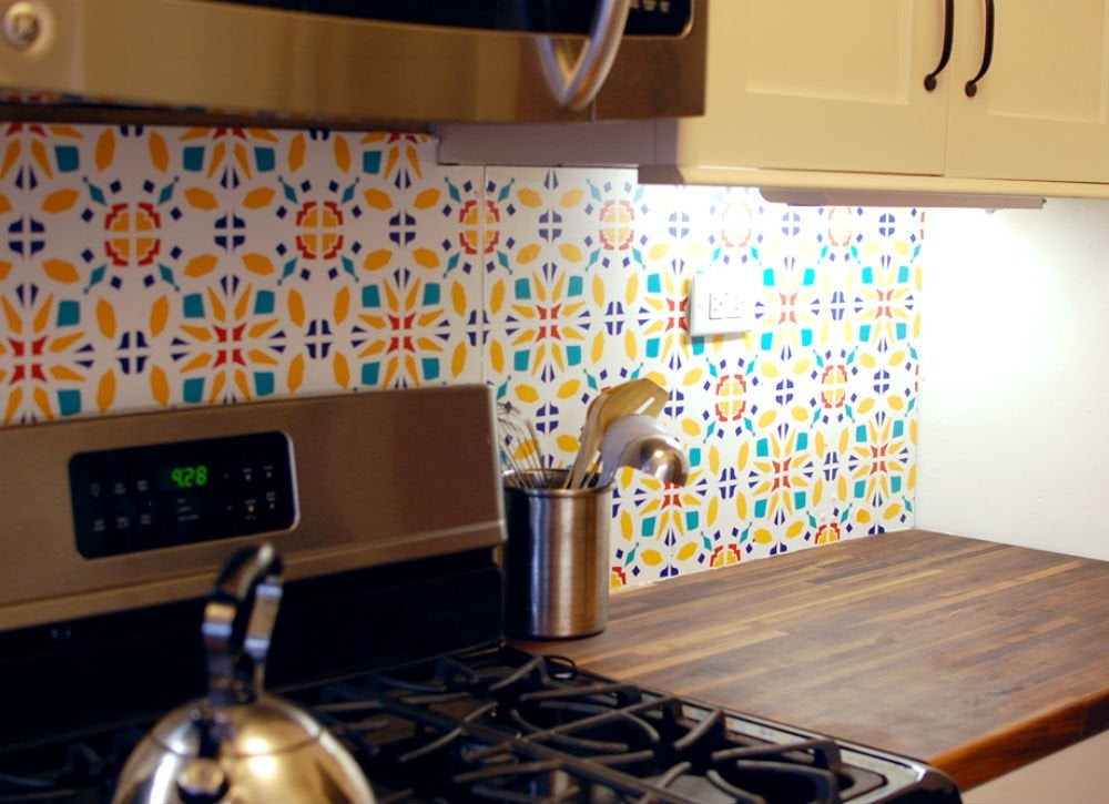 Inexpensive Backsplash Ideas 12 Budget Friendly Tile Alternatives