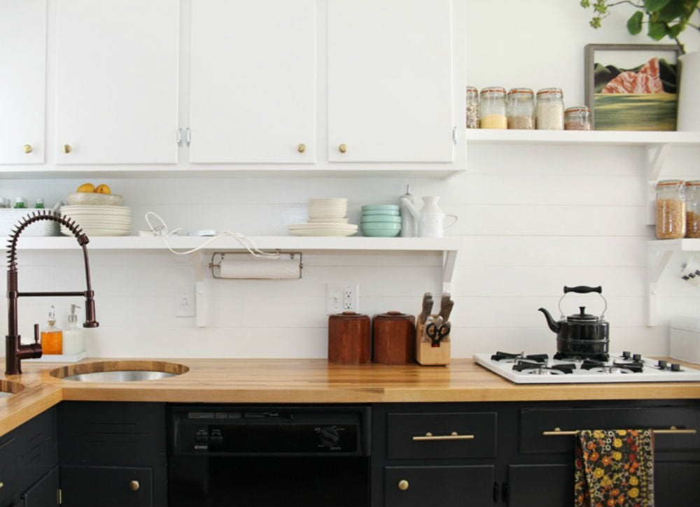 Inexpensive Backsplash Ideas 12 Budget Friendly Tile Alternatives Bob Vila
