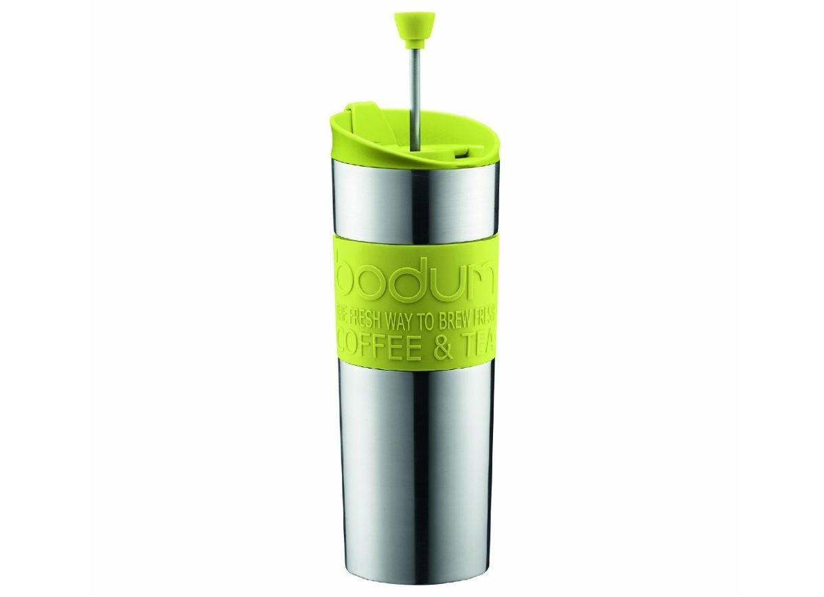 Make mornings easier   travel mug