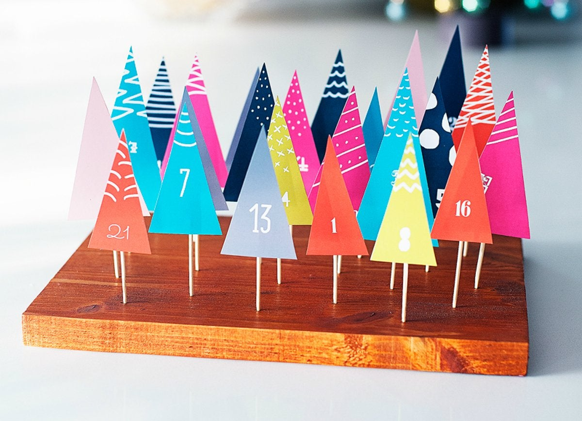 Forest-advent-calendar