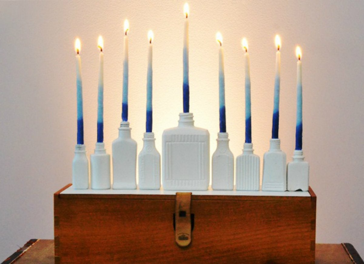 Diy-menorah