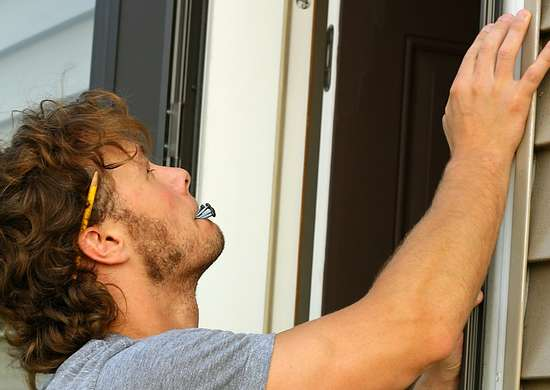 How to Install Storm Door