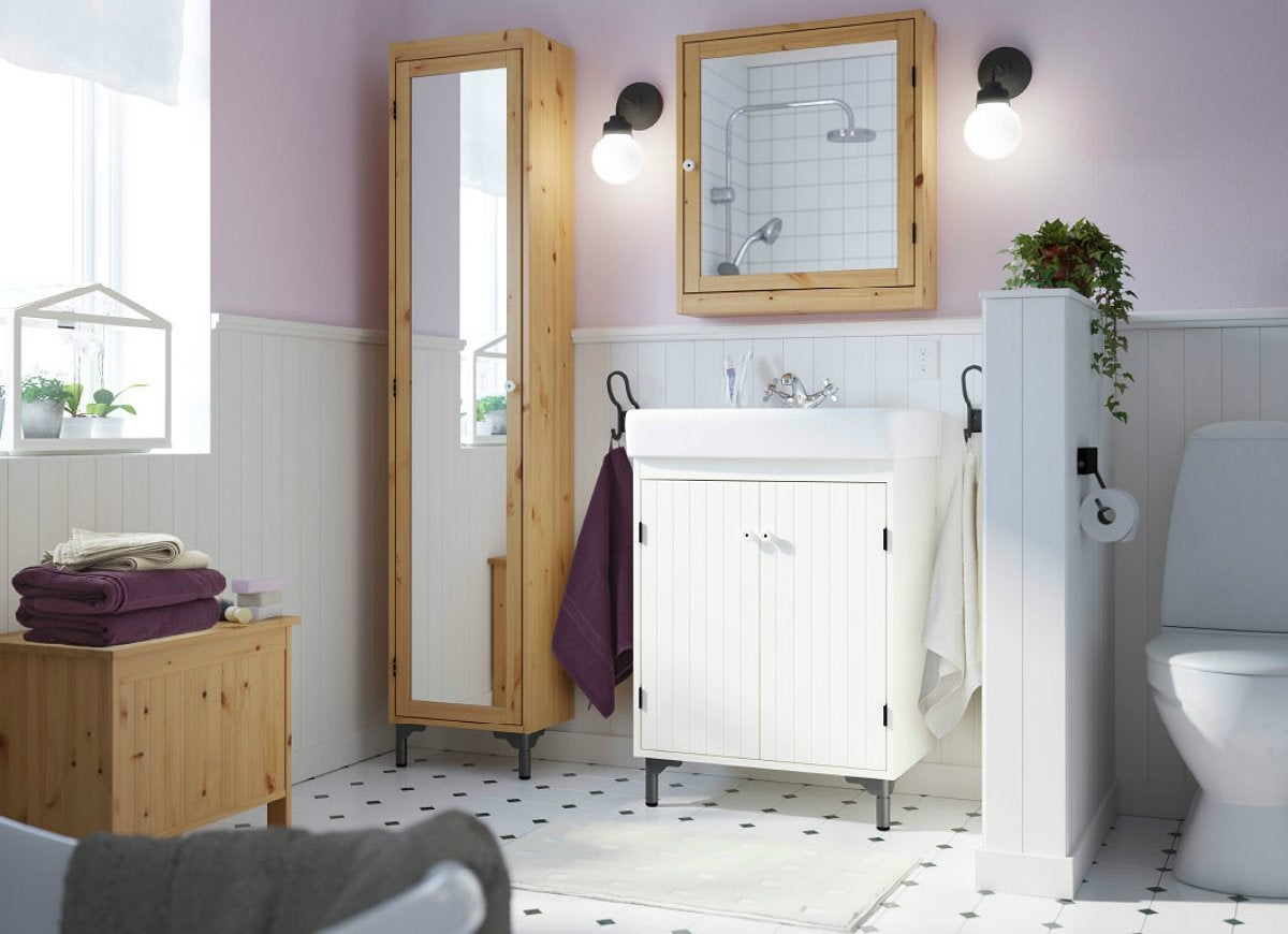 Purple-bathroom