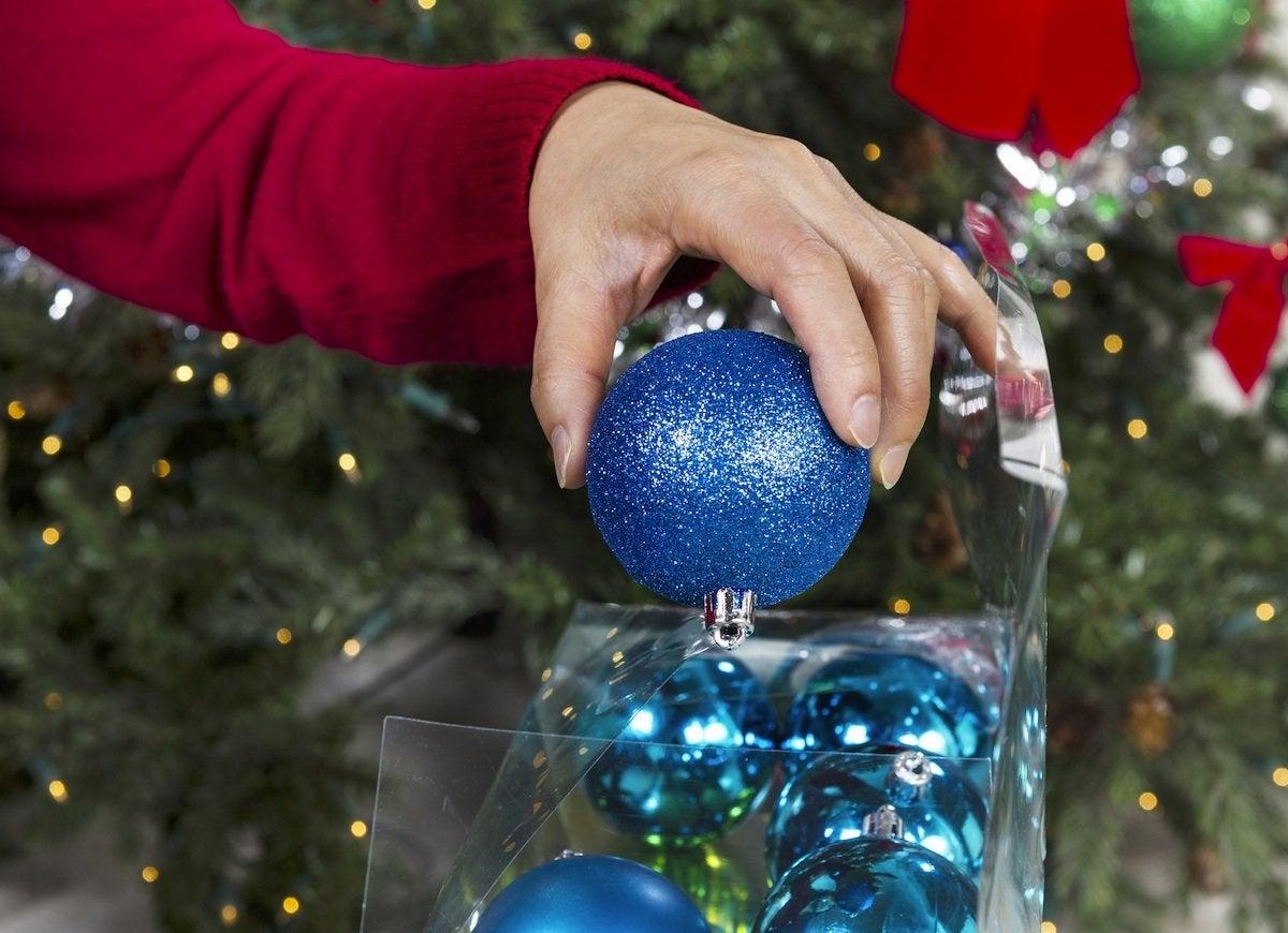 Donate Christmas Decorations