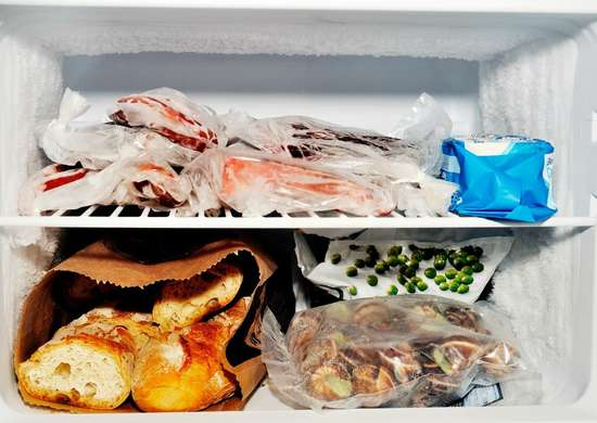 Unexpected Foods to Freeze
