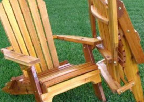 Fine Adirondack Chairs 10 New Classics For Today Bob Vila Gmtry Best Dining Table And Chair Ideas Images Gmtryco